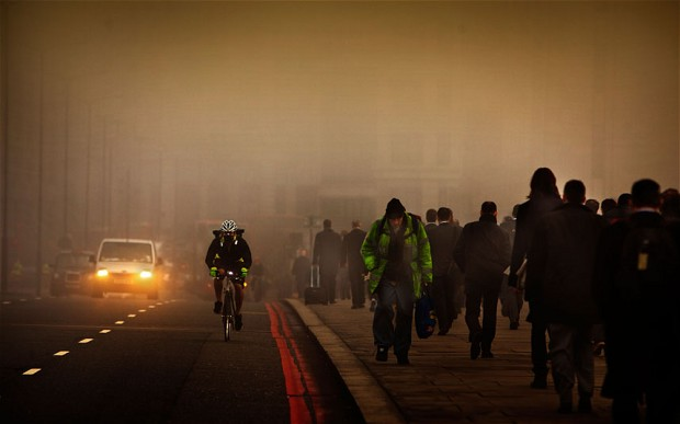 UK government must commit to new EU air quality law