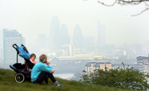 Government forced to unveil air quality plans ahead of General Election