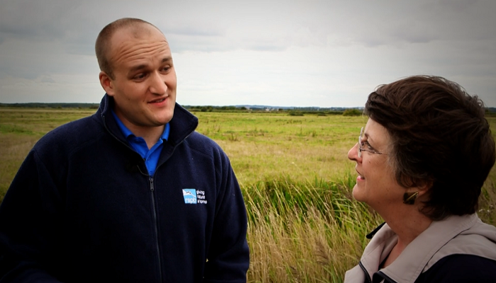 VIDEO: Catherine Bearder MEP and RSPB on the EU's protection of Turtle Doves