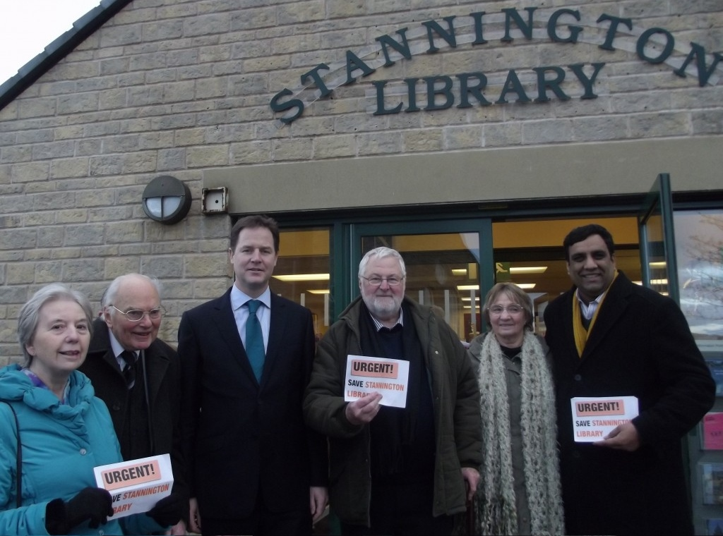 Sheffield Labour's 'desperate' library election bid backfires