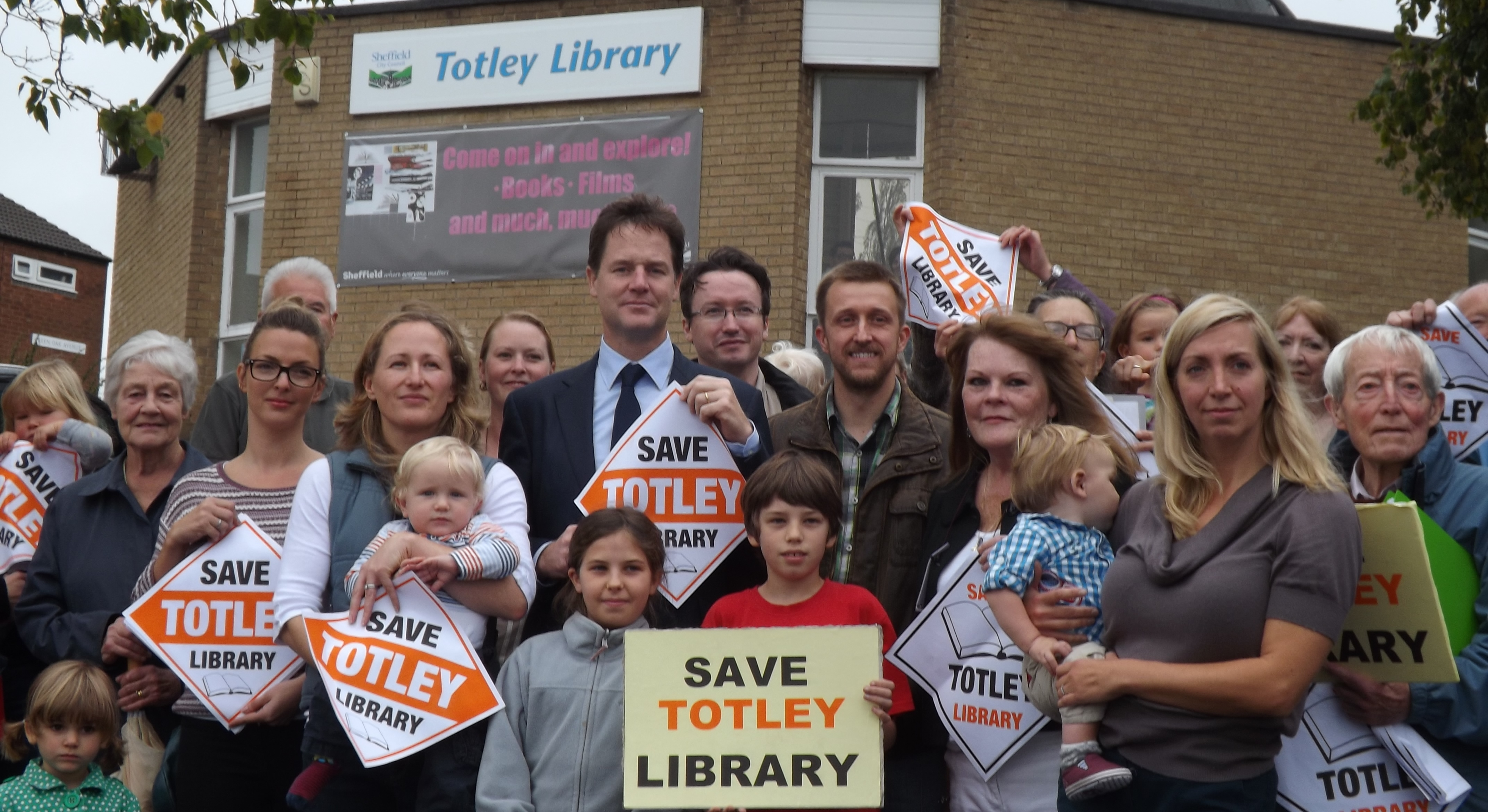 Libraries saved, but they still need our help to stay open