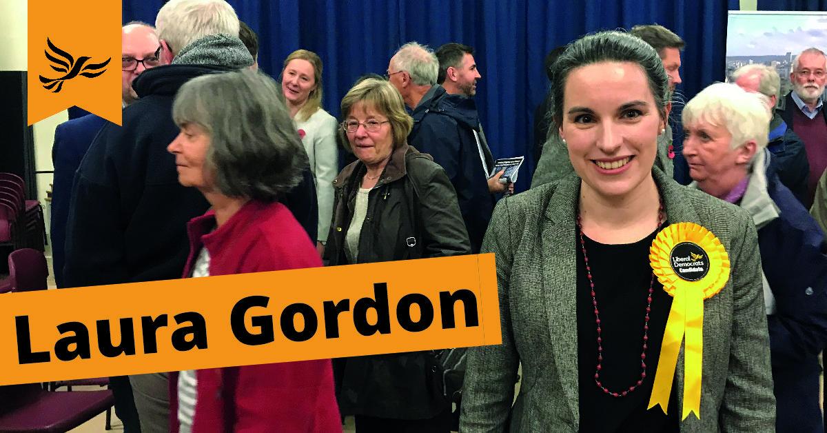Laura Gordon Selected for Hallam