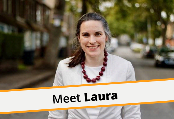 Get to know Laura