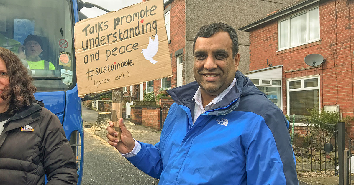 letter from Cllr Shaffaq Mohammed: let's bring our City together