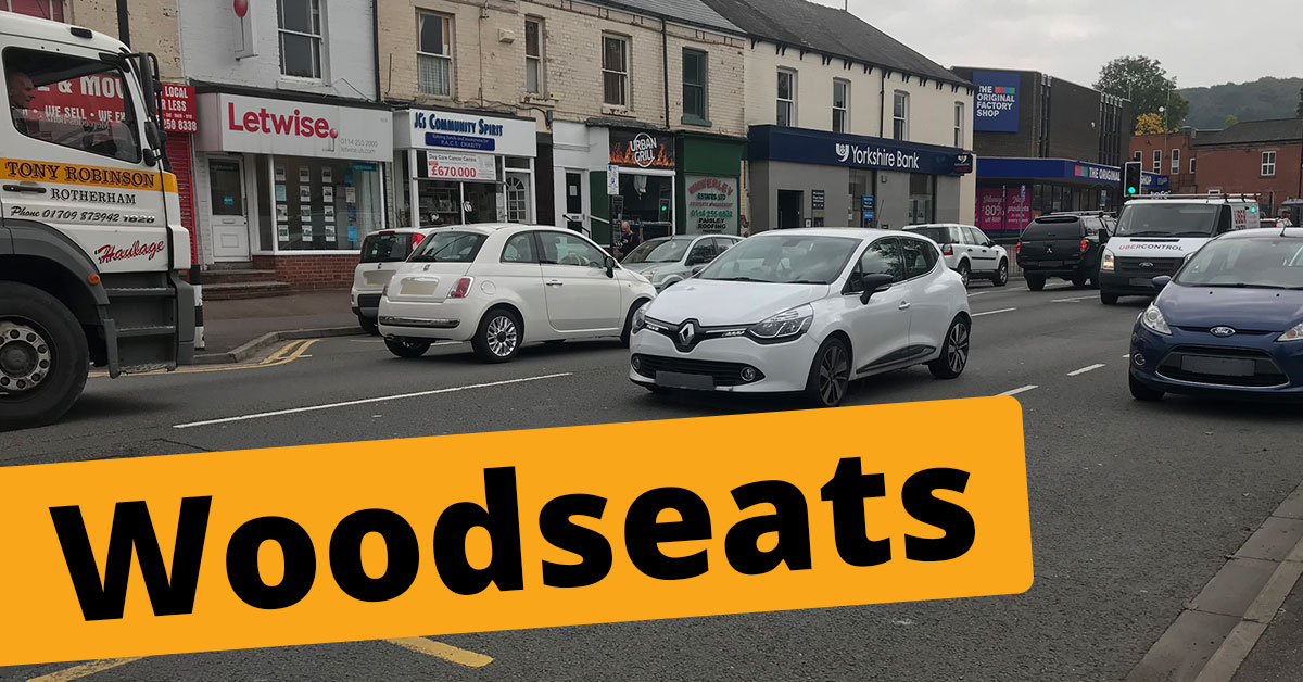 Woodseats Road Safety