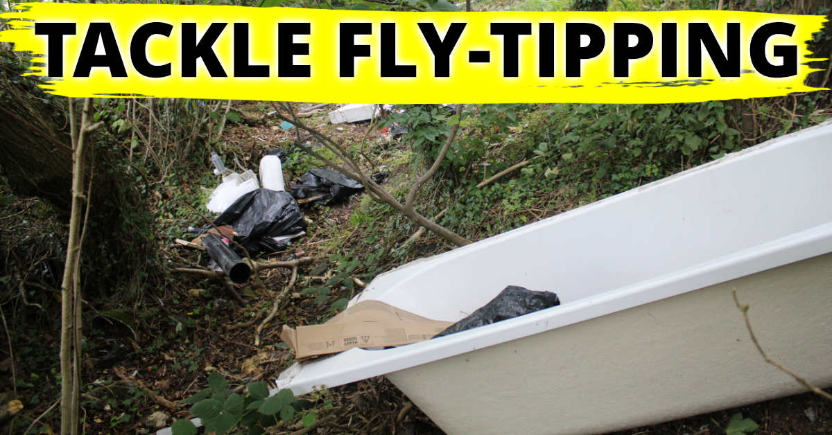 Tackle Fly-tipping