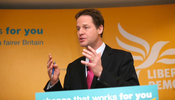 Nick Clegg calls for Commons cutlery to be made in Sheffield