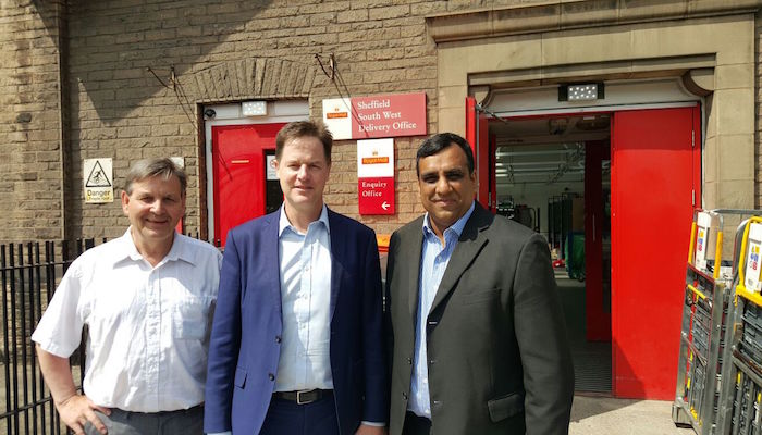 Ecclesall Parcel Office to Close