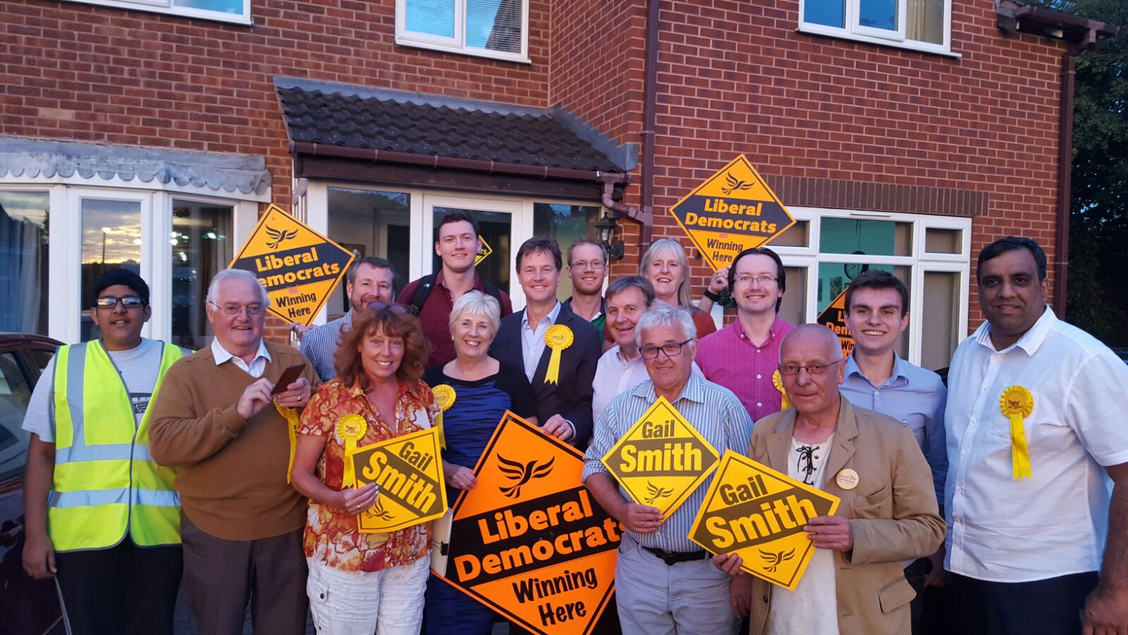 Lib Dems storm to victory in Mosborough by-election