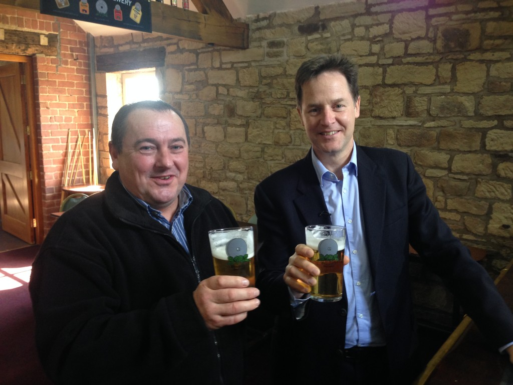 Local pub campaigners toast bold Government plans