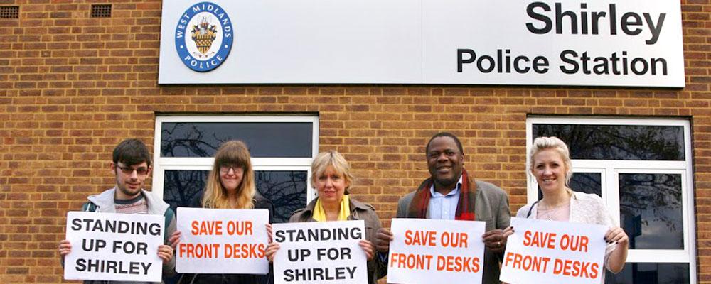 Save Our Front Desks