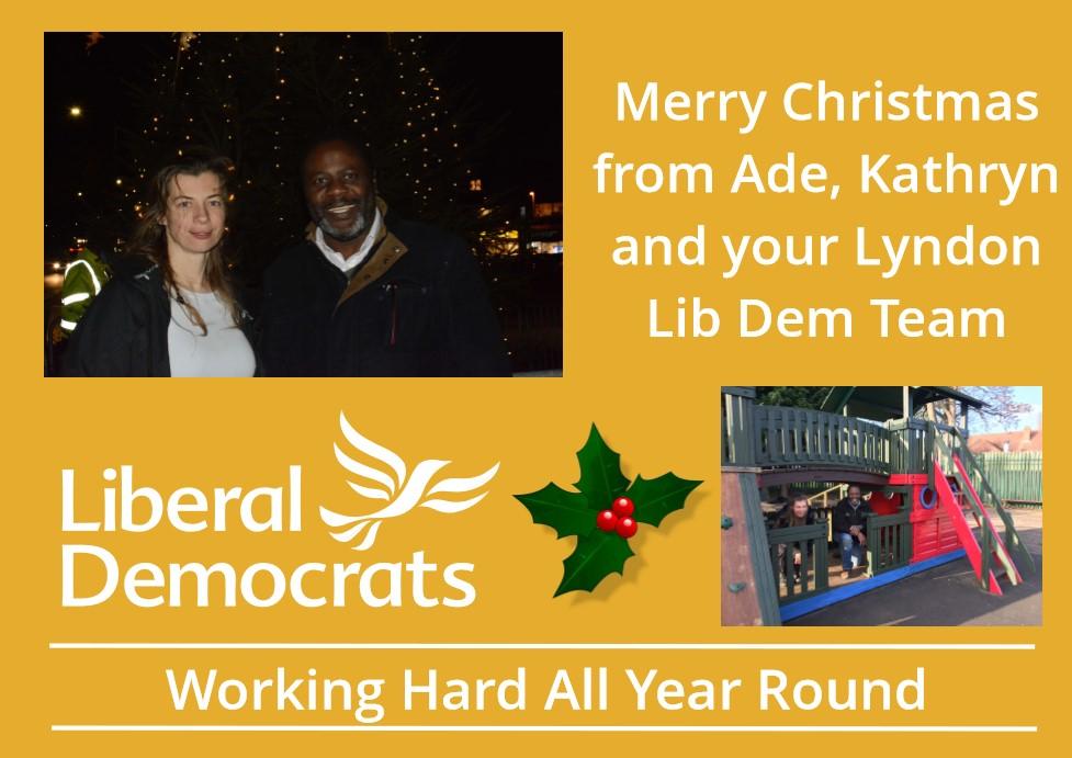 Lyndon Christmas