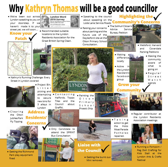Lyndon, Councillor, Kathryn Thomas
