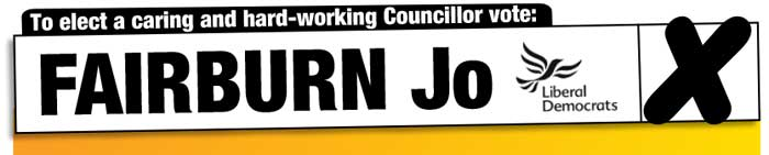 Elect Jo Fairburn in Olton Ward