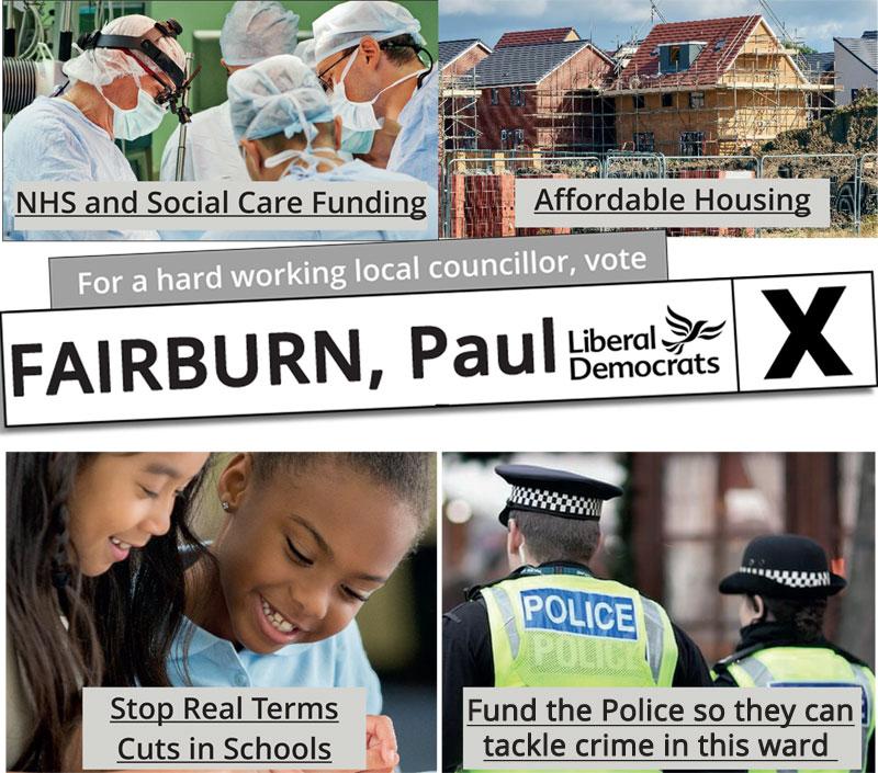 Vote Liberal Democrat in Dorridge and Hockley Heath