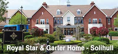 Star & Garter Home - Solihull