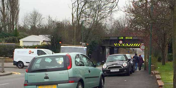 Parking Problems at Olton Station - Solihull Lib Dems