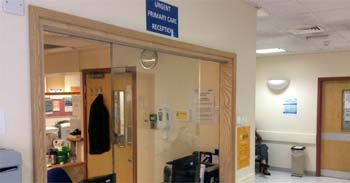 Urgent Primary Care Centre at Solihull Hospital