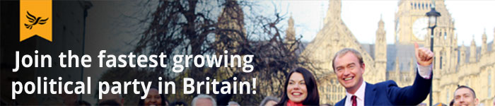 Join the fastest growing party in Britain!