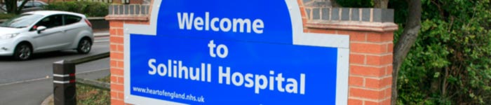 Solihull's NHS Crisis