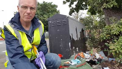 Unreported Fly Tipping