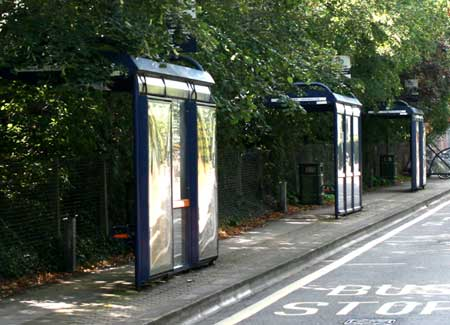 Olton Station Bus Stops