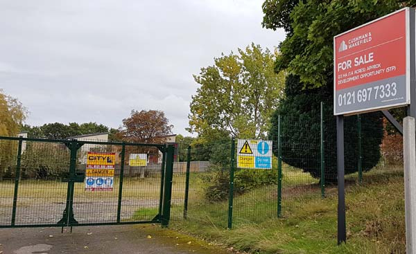 Brookvale site in Olton - Tell the Lib Dems what you think should be built there