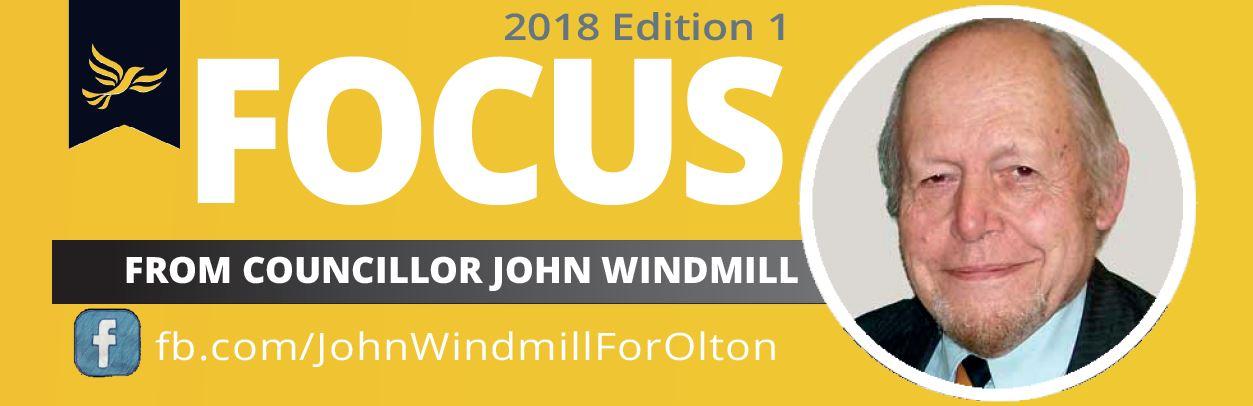 Olton Focus - 2018 Edition 1