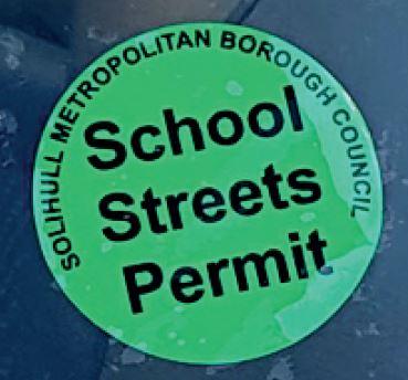 school streets permit