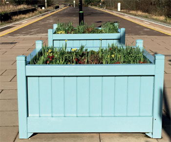 Olton Station Planter
