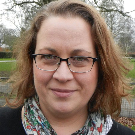 Gayle Monk, the Liberal Democrat Candidate for Shirley East in the Solihull Council Elections