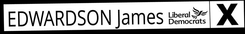 Vote James