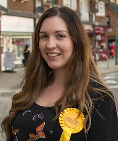 Councillor Laura McCarthy
