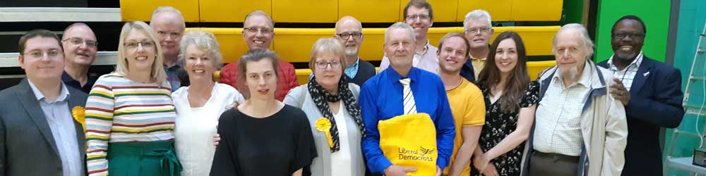 Two Gains in Solihull for the Lib Dems