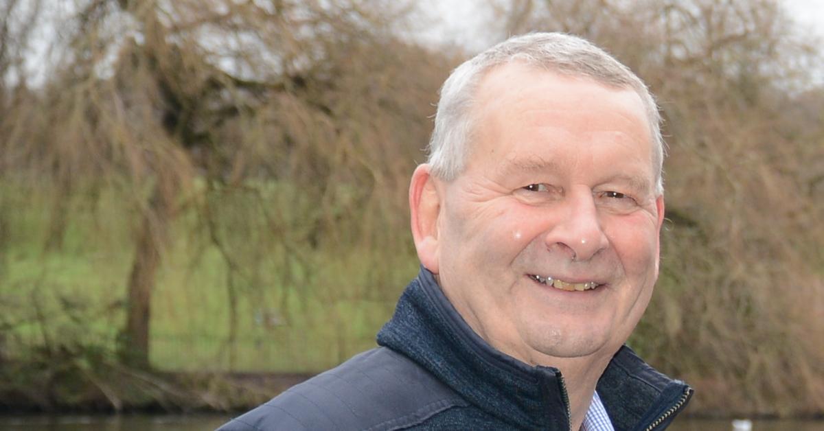 Councillor Peter Davies