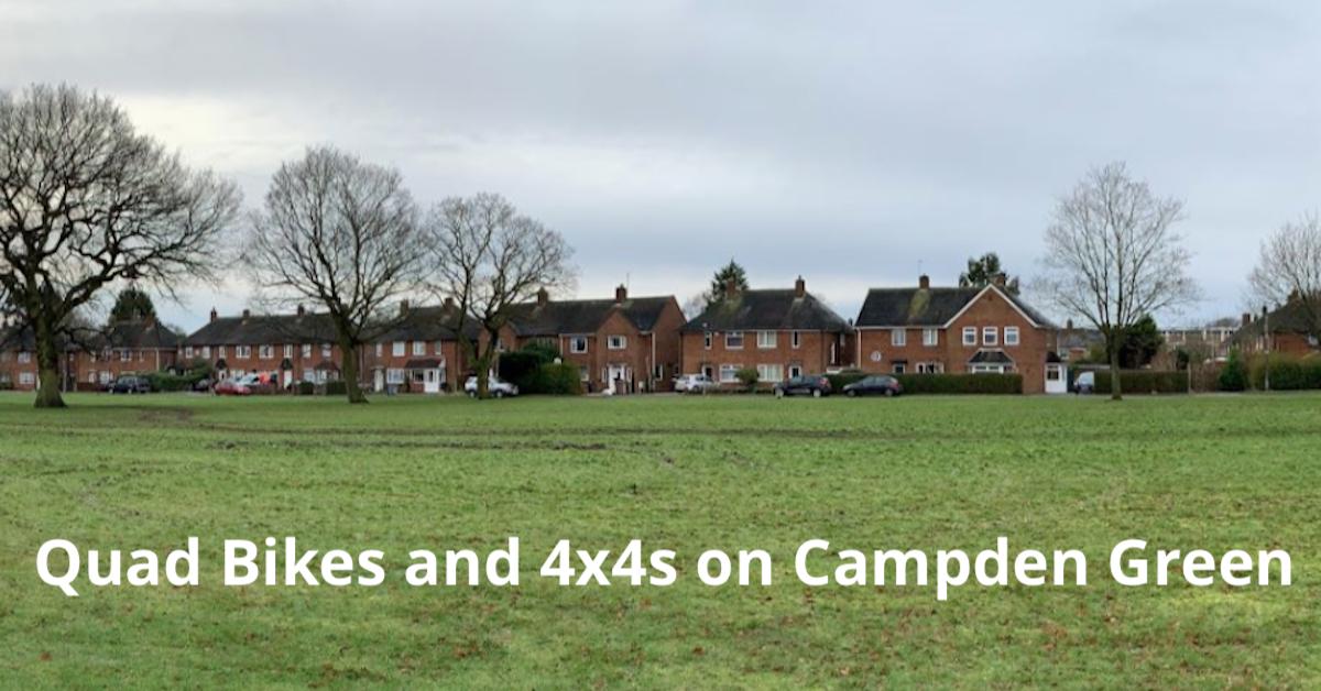 Campden Green Quad Bikes and 4x4s