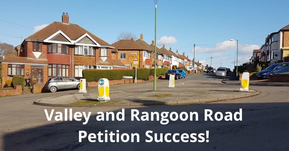 Petition Success!