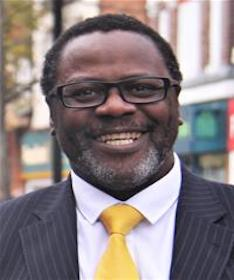 Councillor Ade Adeyemo