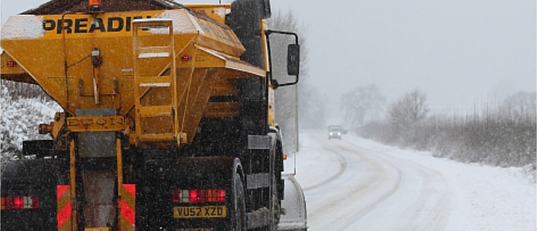 Tory U-Turn on Gritting