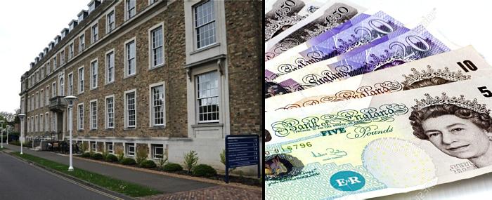 Budget woes Cambridgeshire