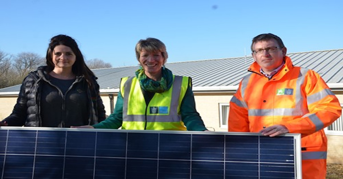 Going Green to the Core in South Cambs