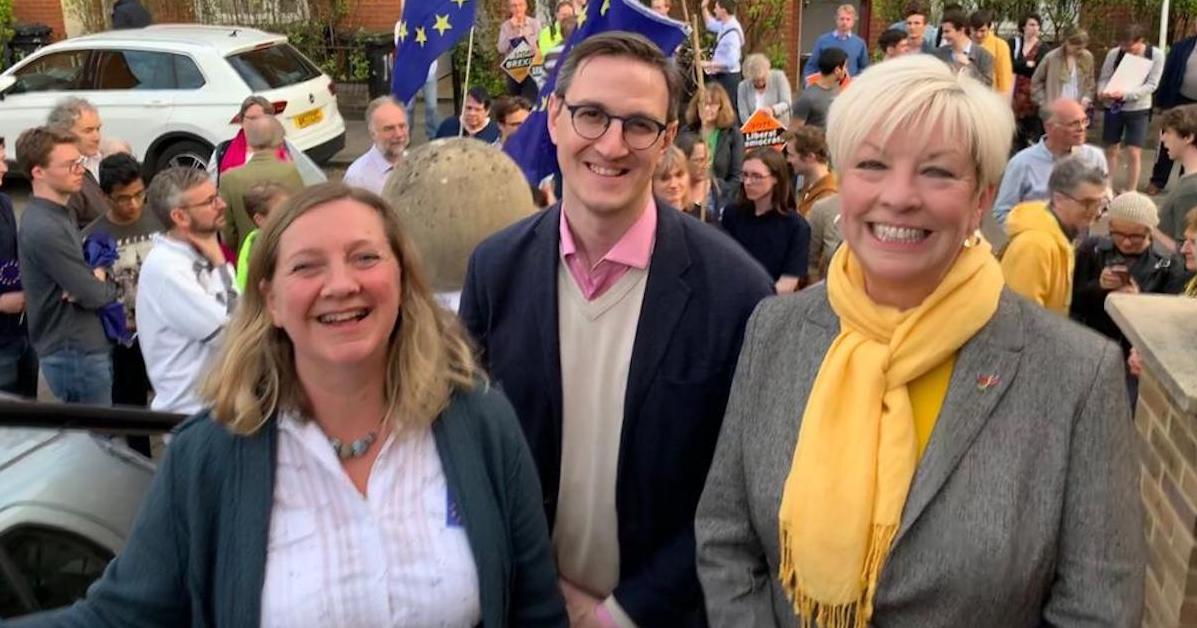 European Elections:  Victory for Remain in South Cambs