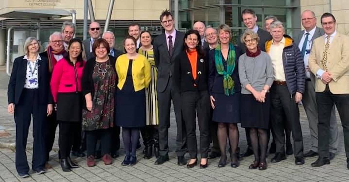 New Year's Update from South Cambs Lib Dems