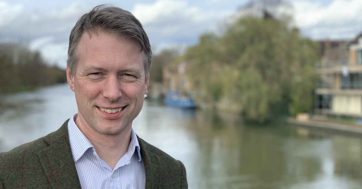 Aidan Van de Weyer's Positive Legacy as He Stands Down from GCP to Focus on Winning Mayoral Election