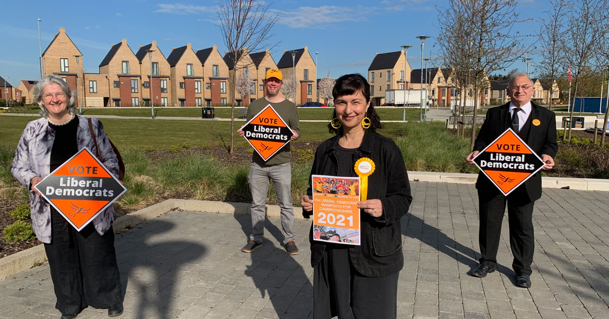Local elections - Thursday 6th May 2021