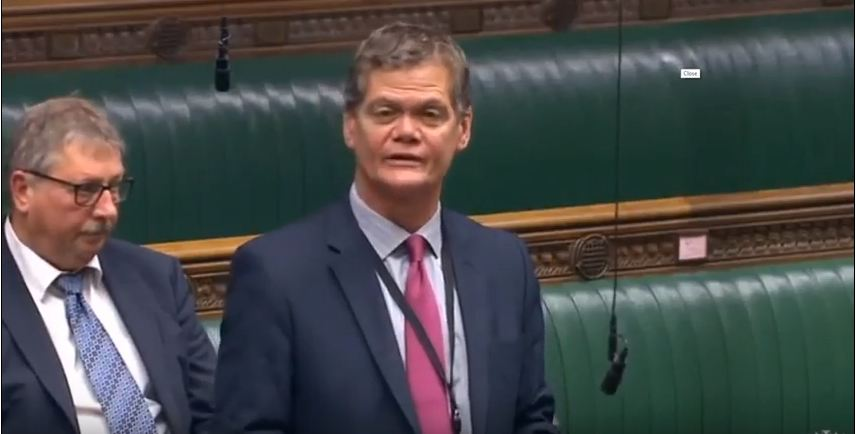 Eastbourne & Willingdon MP, Stephen Lloyd speaks up for WASPI Women!