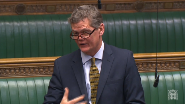 Stephen Lloyd MP for Eastbourne and Willingdon frustrated the Prime Minister didn't bring the government's case for military action in Syria to parliament last week!