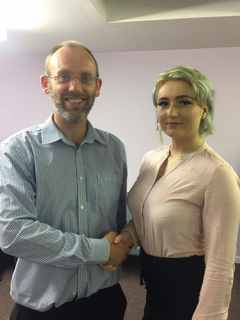 18 year old activist selected to fight for Strood South