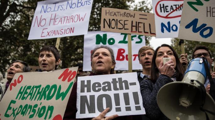 Tories break their promise on Heathrow say Surrey Lib Dems