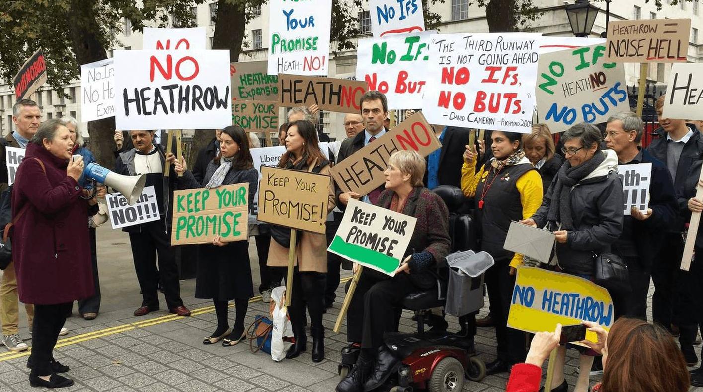 MEP voices concerns for air quality as third runway at Heathrow announced
